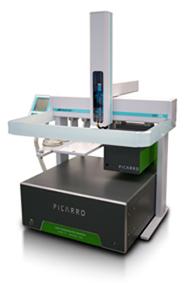 Picarro analizador isotopico de agua