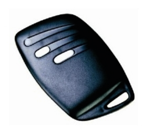 1 X AU01600 Gibidi 2-Button Remote