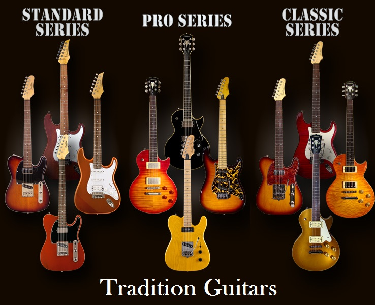 Buy Tradition Guitars Online