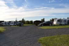 self catering lodges and caravan park