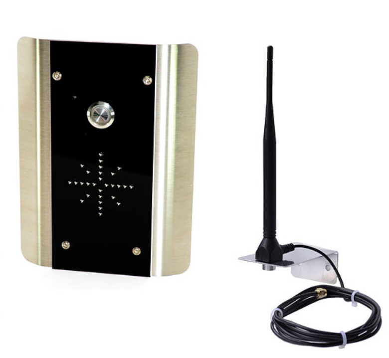GSM5AB gsm intercom AES