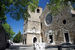 Historic Trieste