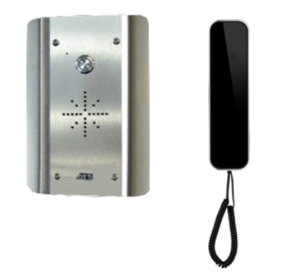 AES 302 CL-AS wired intercom