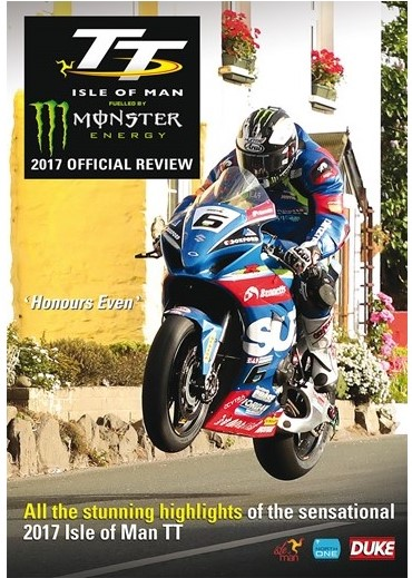 Isle of Man TT 2017 DVD