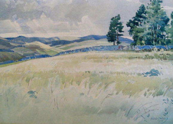 Alastair Dallas 'The Pentland Hills'