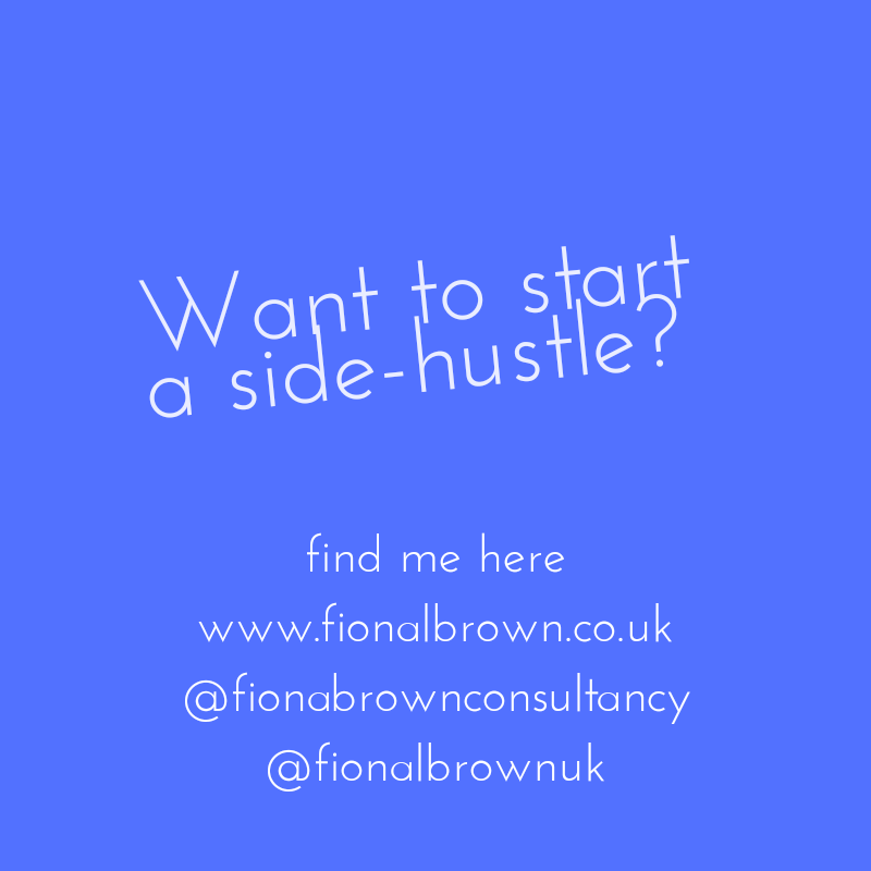 How to start a Side-Hustle in 7 steps