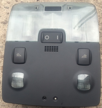 Audi A4 B5 S4 map lights front
