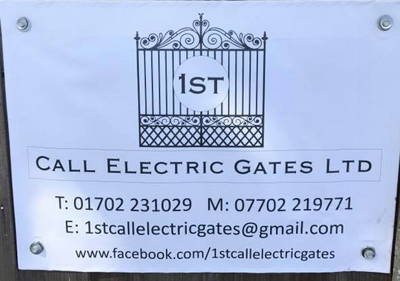 1st call electric gates