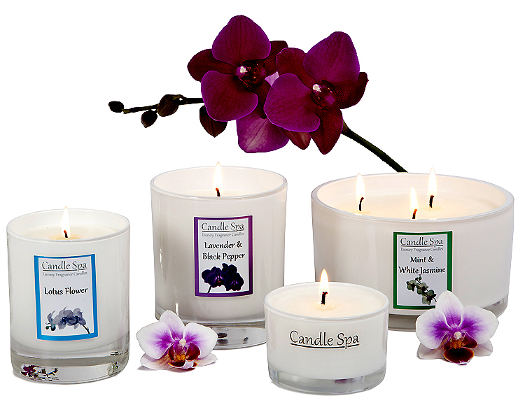Candle Spa official Site