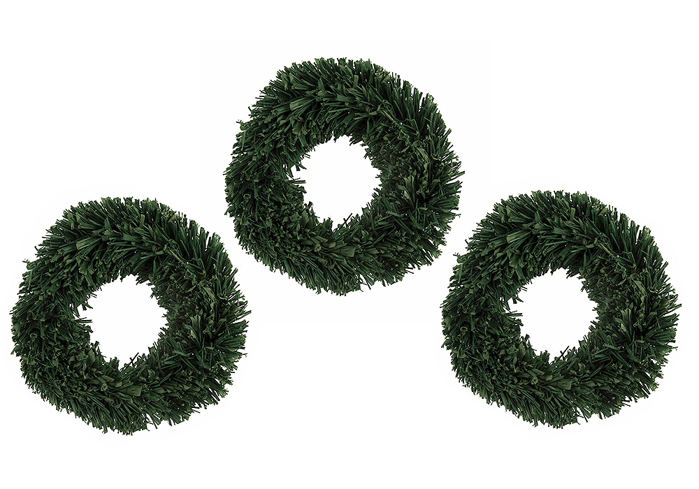 Mini Wreaths, Approx 8cm, Pack of 3