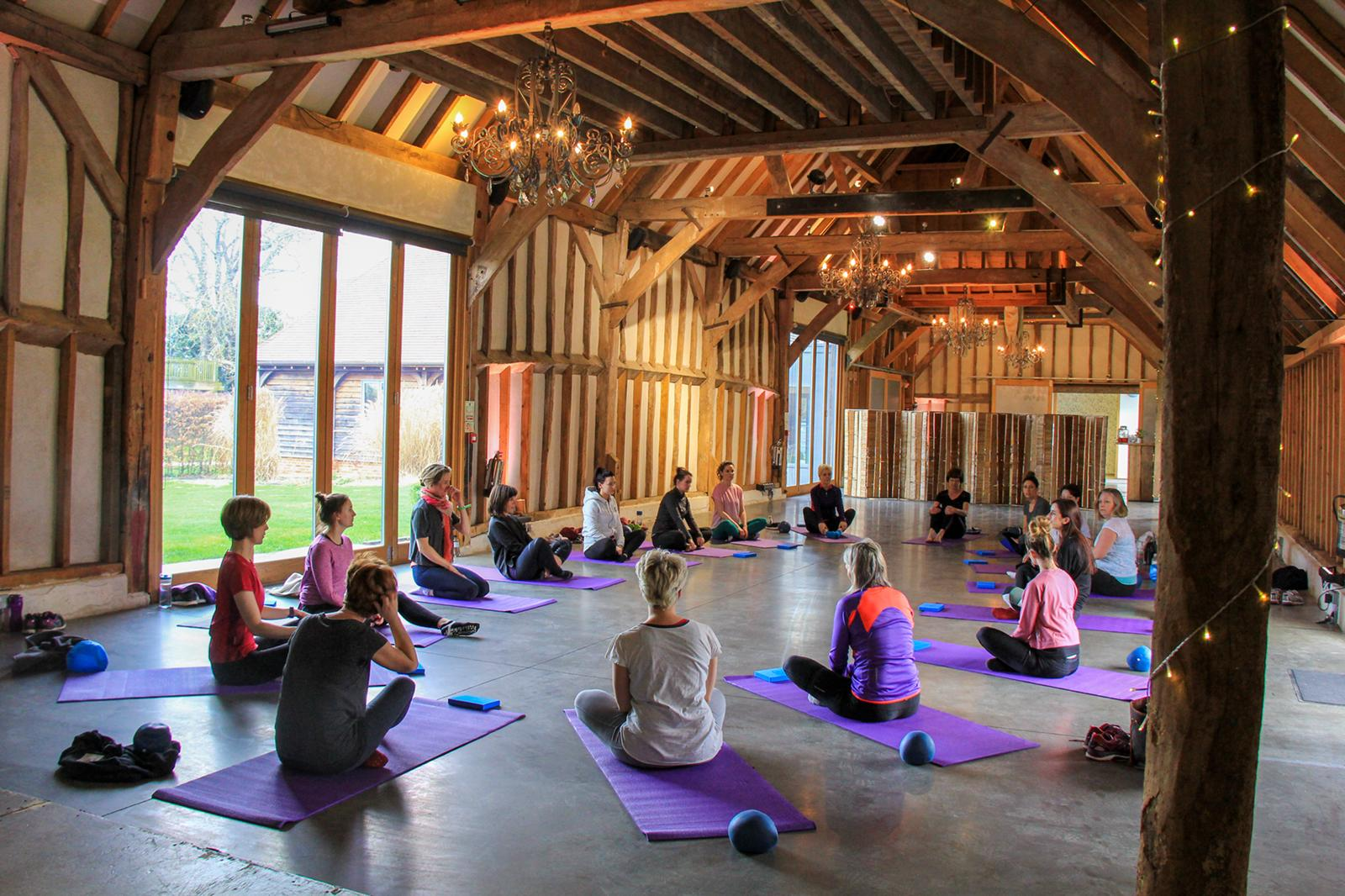 Southend Barns, Pilates and Nutritional Day Retreat