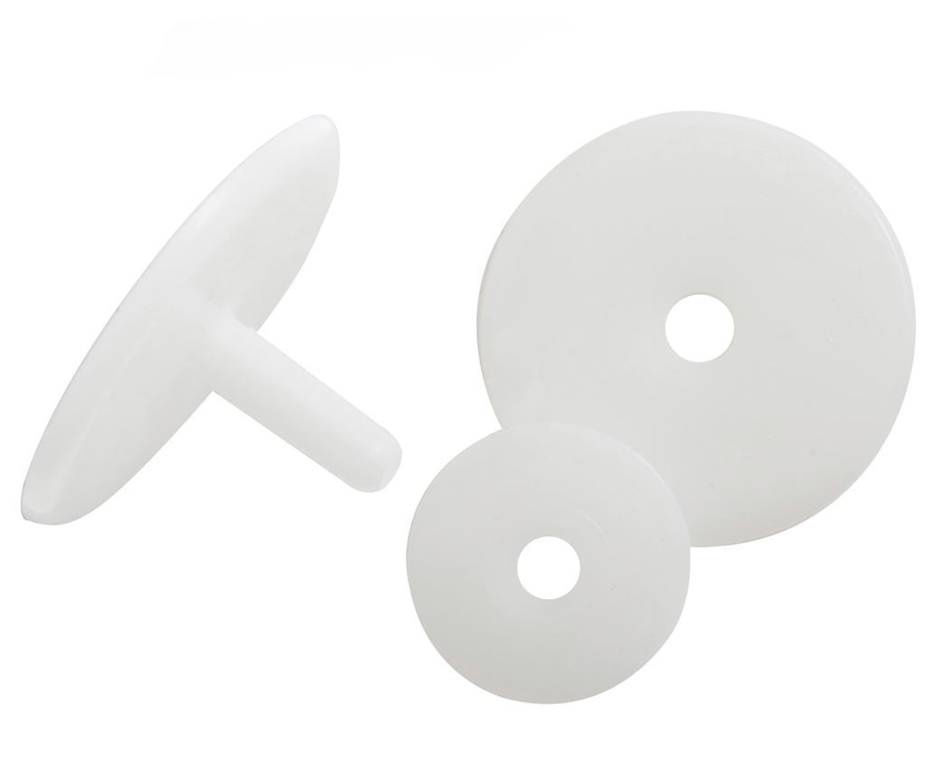Safety Soft Toy Joints - pk of 5