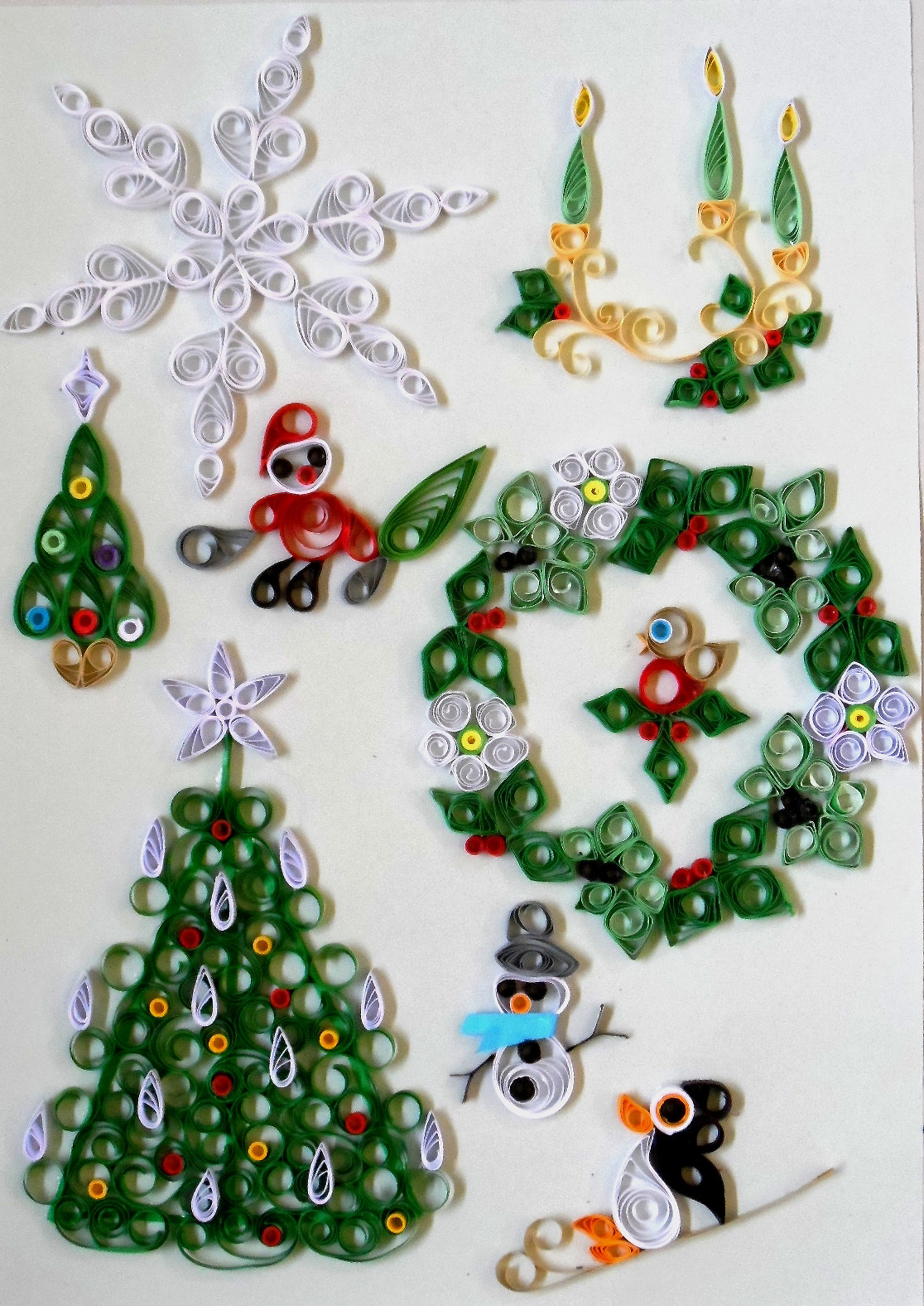 Quilling Kit - Designs at Christmas 2