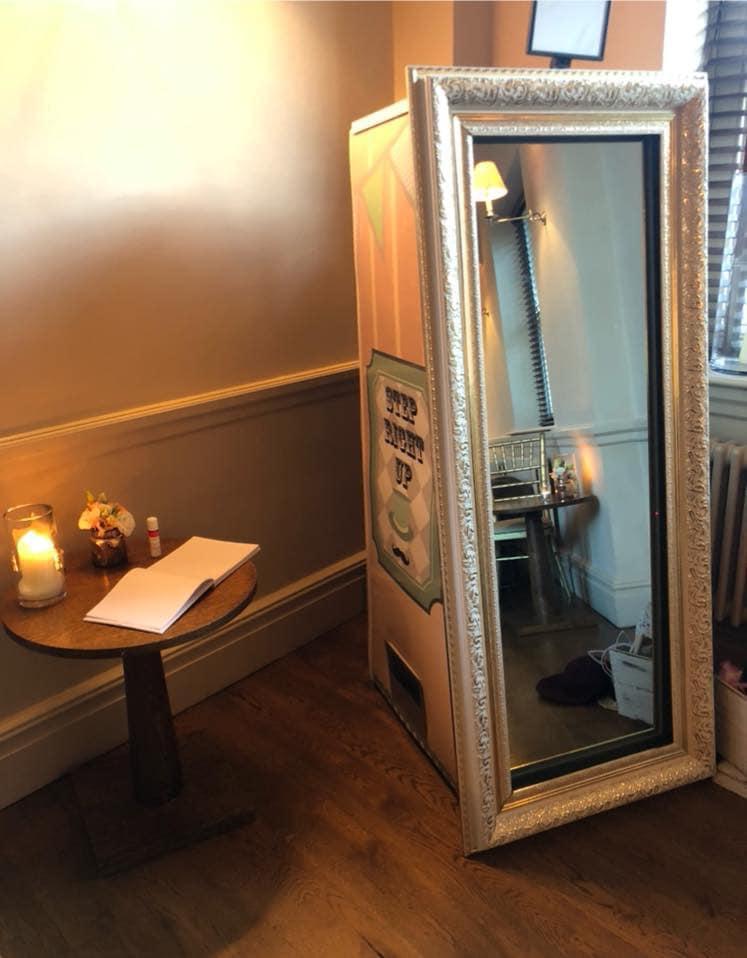 Magic Mirror photo booths