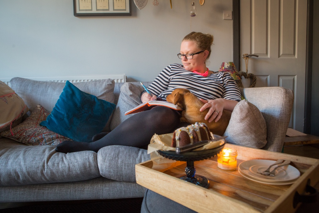 At home with The Wilton Street Craft Co Candles