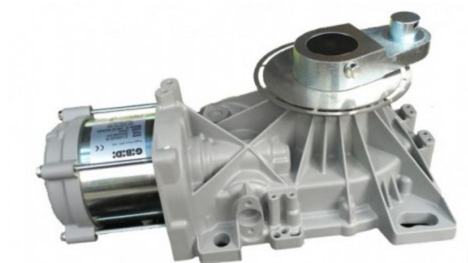 Ground 624 electro mechanical motor (24vdc)
