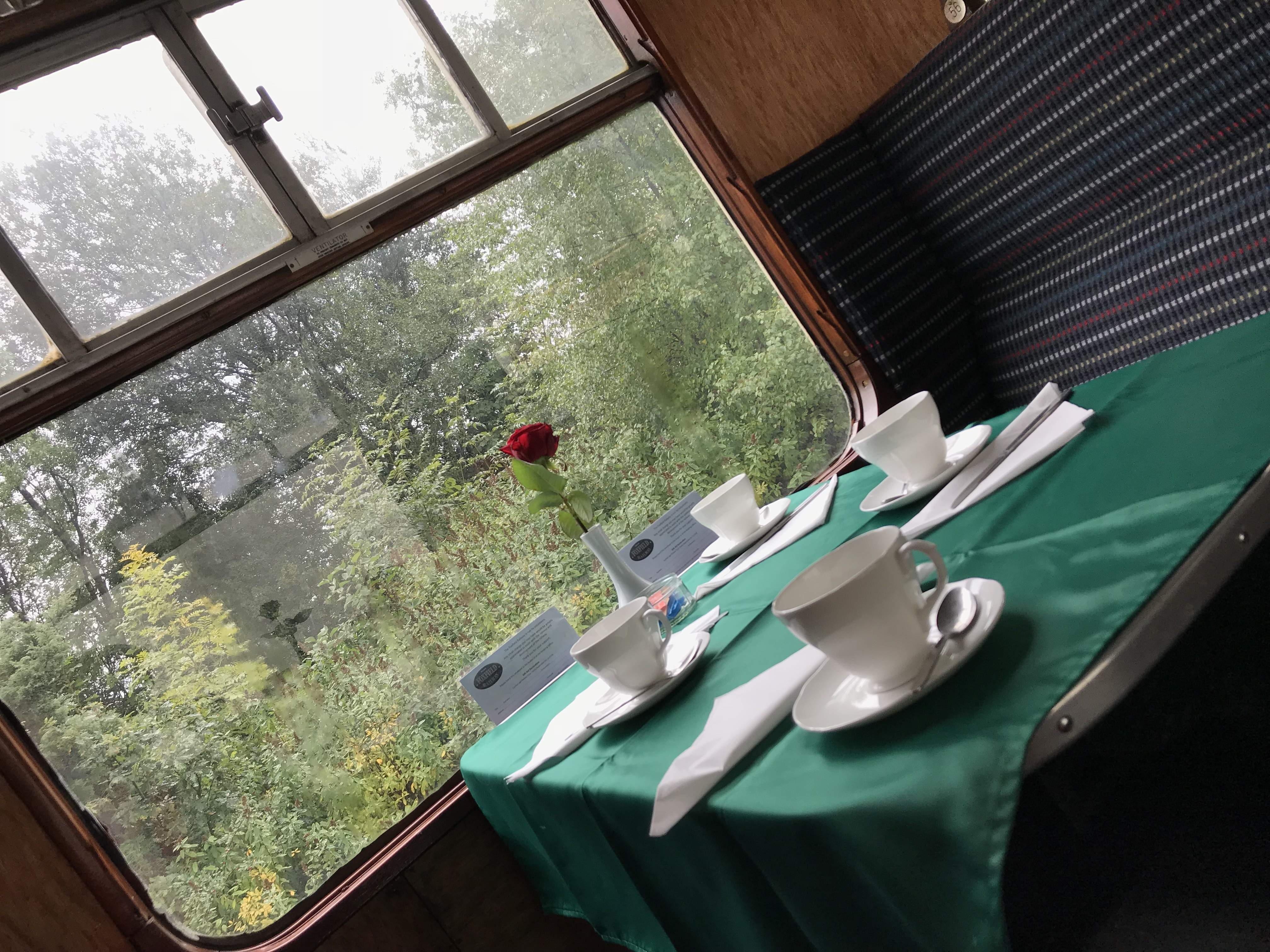 2019 Cream Tea Trains now on sale!
