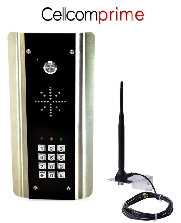 GSM 5ABK GSM PRIME intercom with keypad AES