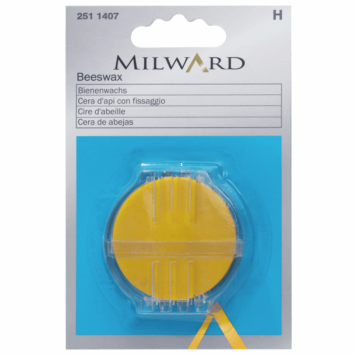 Milward Beeswax and Holder