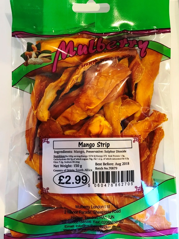 Mango Strip
