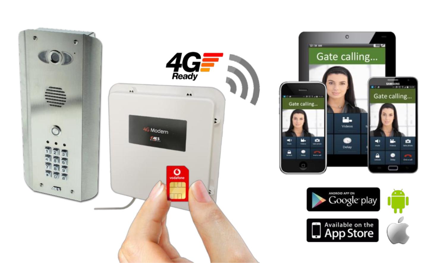 AES PREDATOR MARK2 GSM
