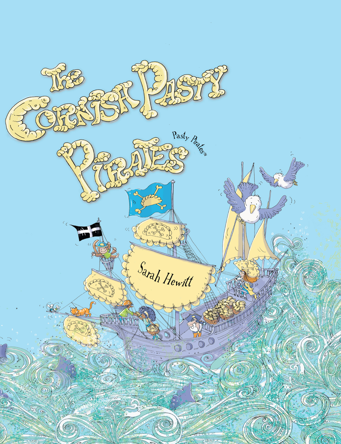 The Cornish Pasty Pirates