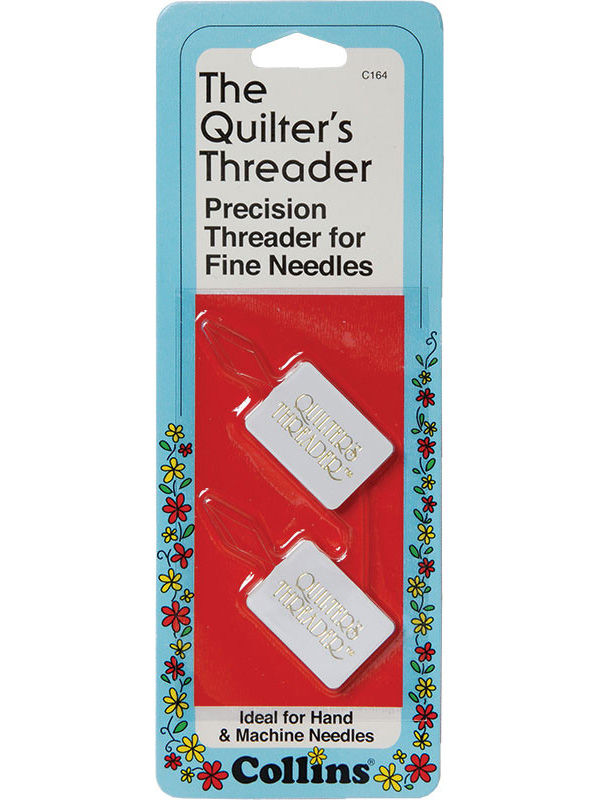 Collins Quillter's Needle Threaders, Pack of 2