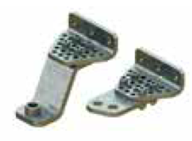 Gibidi Serra 320 ADJUSTABLE Brackets AJ01570