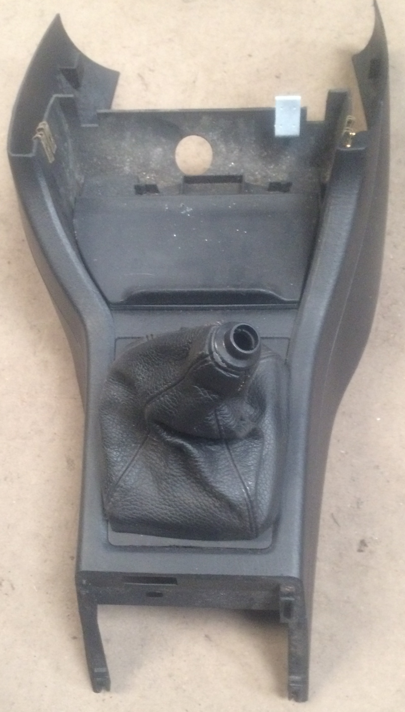 Audi 80 B3 B4 centre console and gaiter