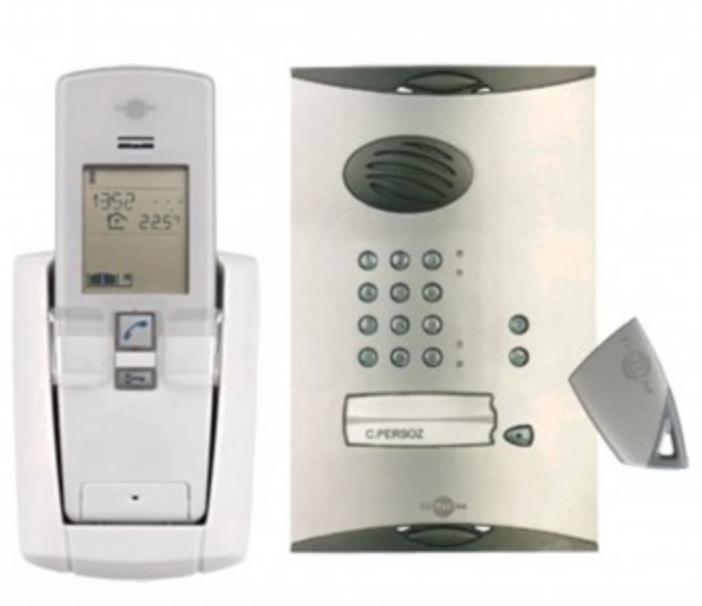 Daitem 1 Way Digital Wireless Intercom With Key code