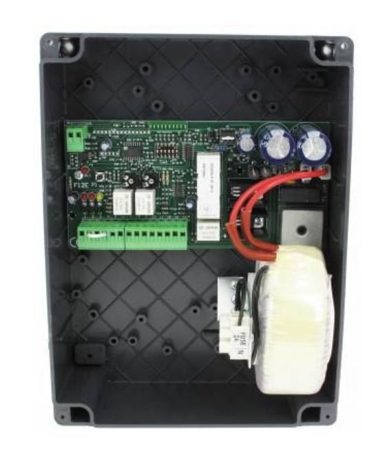 AS04340 Gibidi F12 E Control Panel