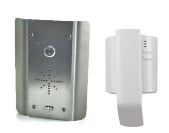 AES 302 AS wired intercom