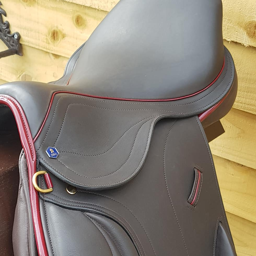 Hastilow and Sons Warwick Jump Saddle