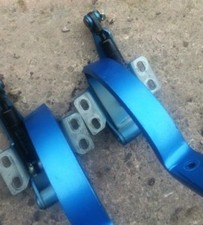 Audi 80 Cabriolet boot hinges and rams