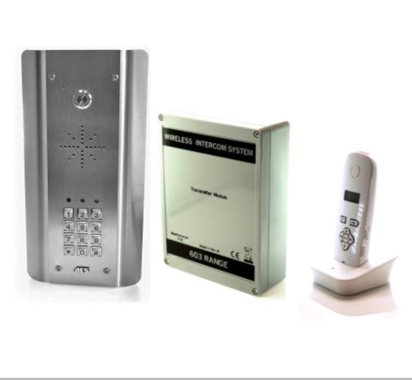 AES 603 DECT ASK Wireless Intercom