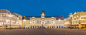 Trieste main square
