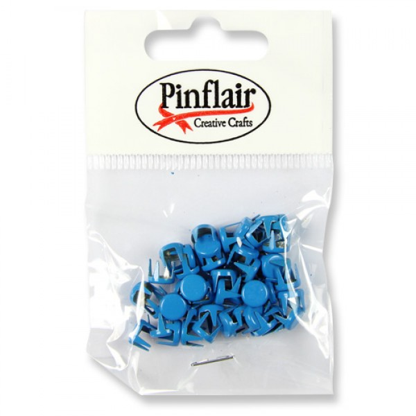 Pinflair Coloured Metal Studs