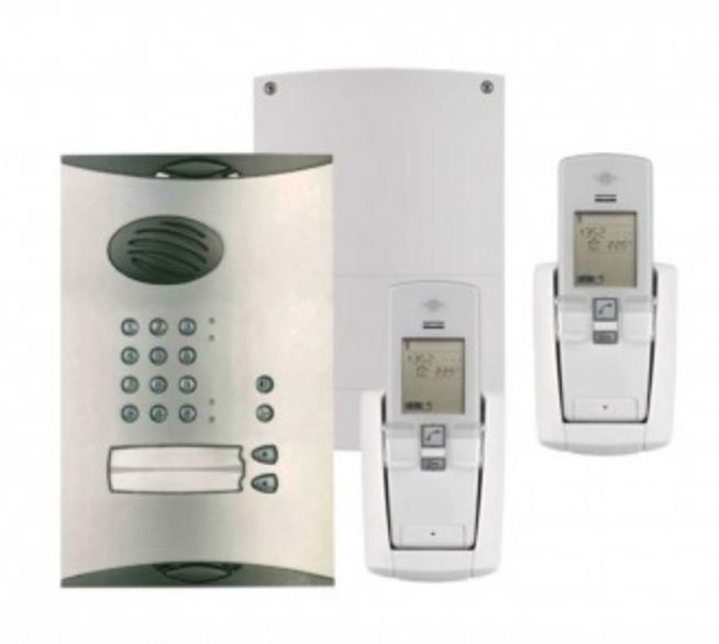 Daitem 2 Way Digital Wireless Intercom With Key code