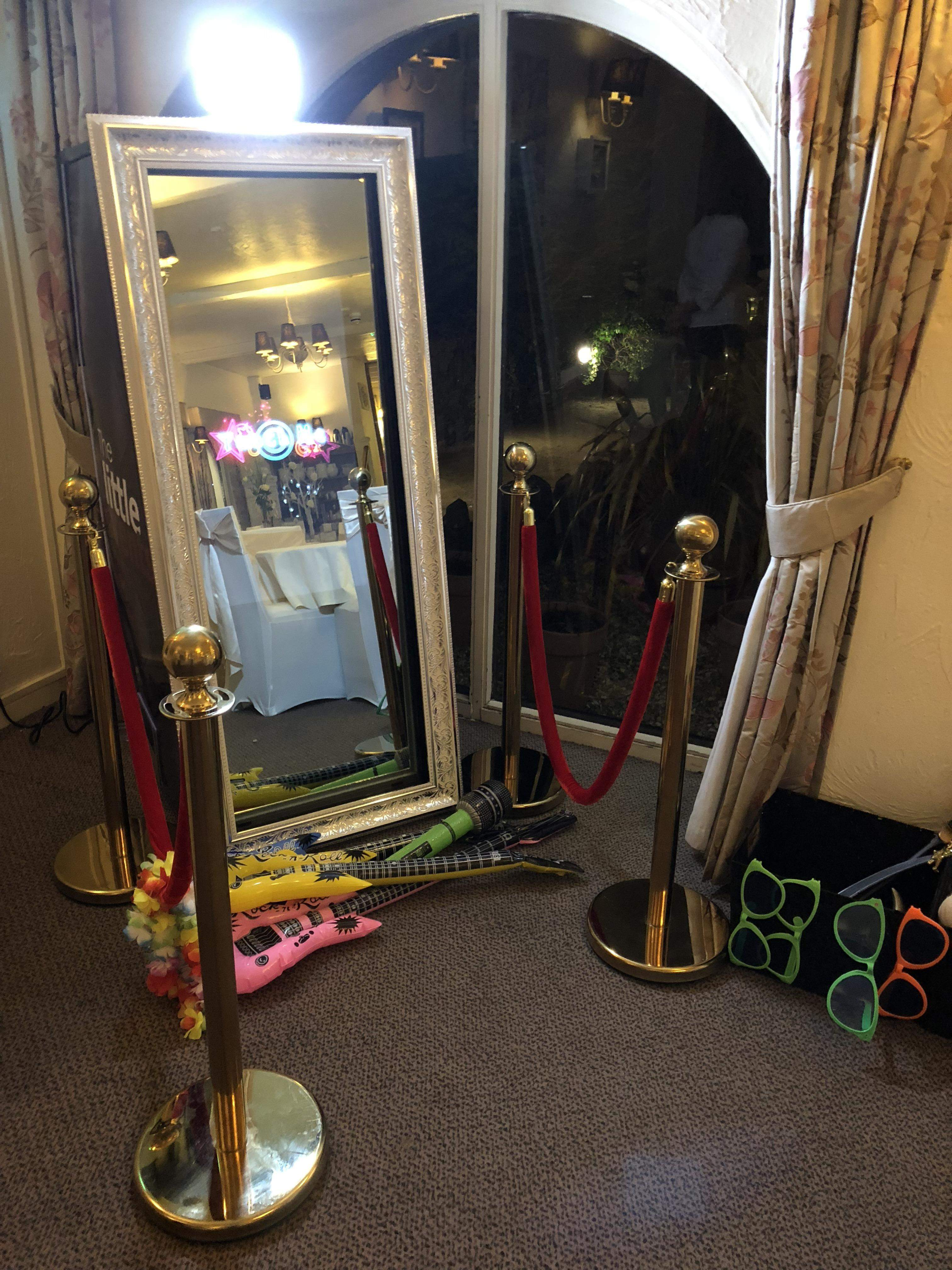 Magic Mirror photo booths