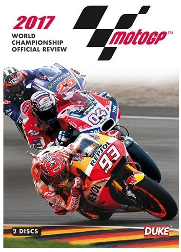 MotoGP 2017 - 2 Disc DVD