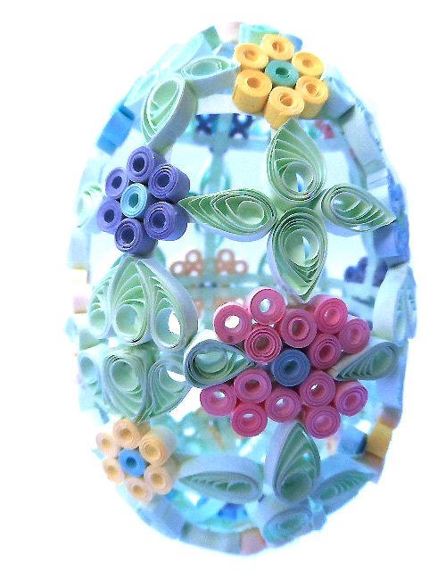 Quilling Kit - Decorations for Easter