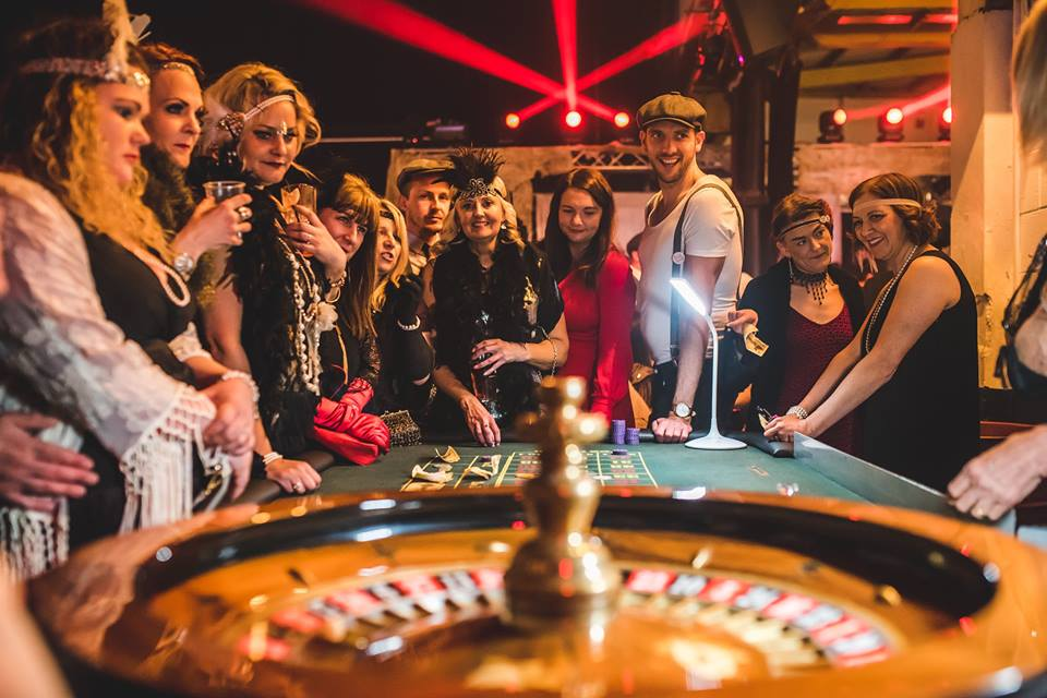 Premium casino tables Bristol