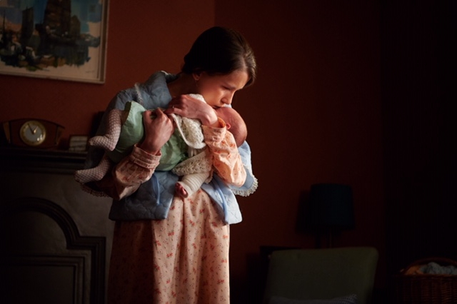 Elllie as Marion in Call The Midwife