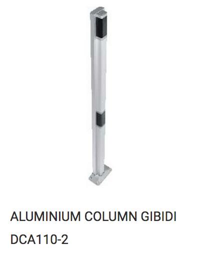 AU70410 Gibidi tall twin photocell posts