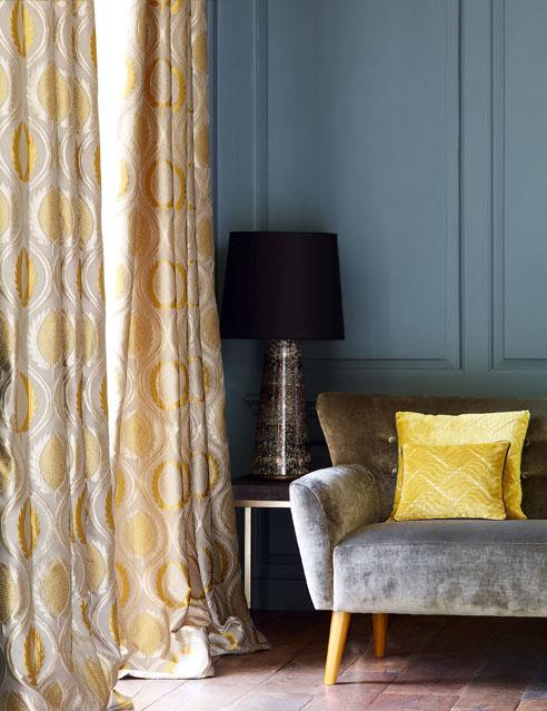 Jane Churchill Atmosphere fabrics