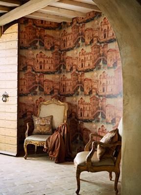 Zoffany Tespi wallpaper