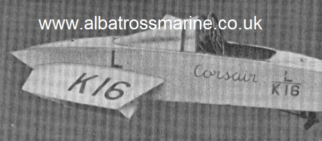 albatross corsair