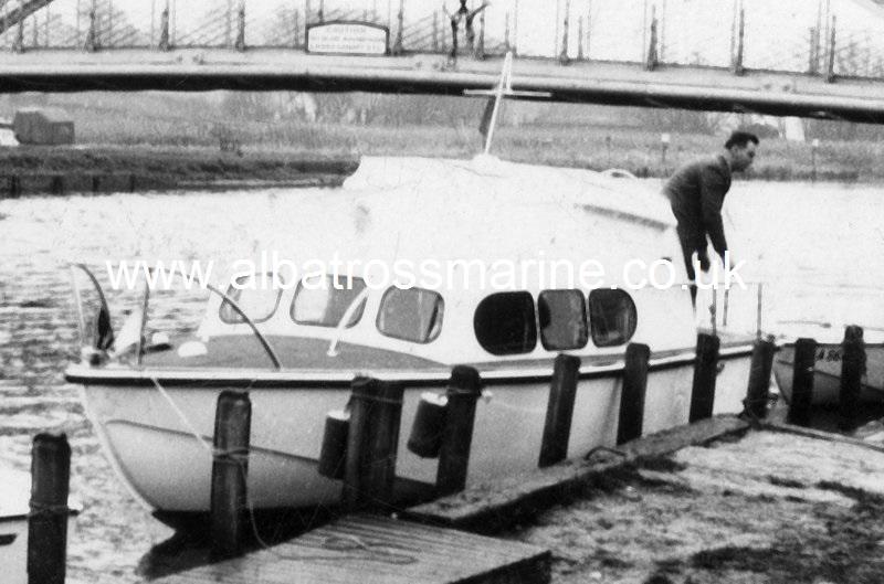 albatross ford cruiser