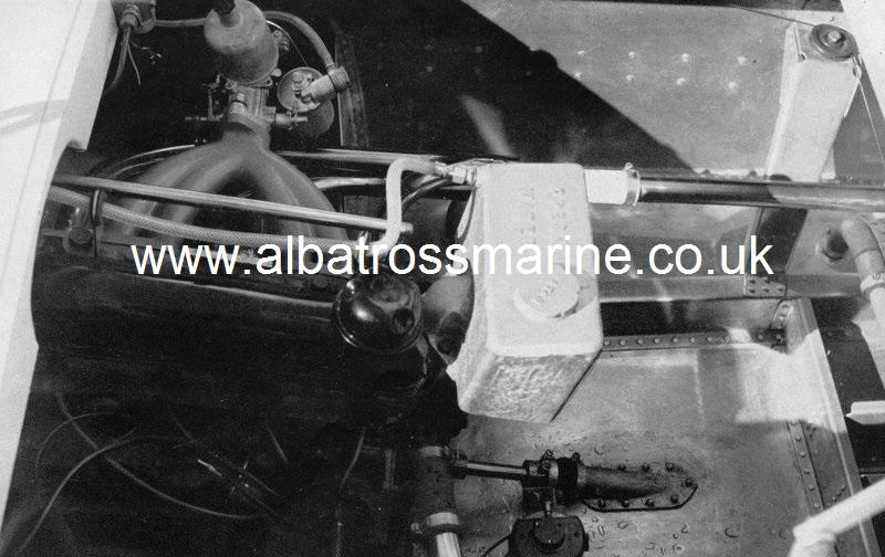 albatross ford precrossflow