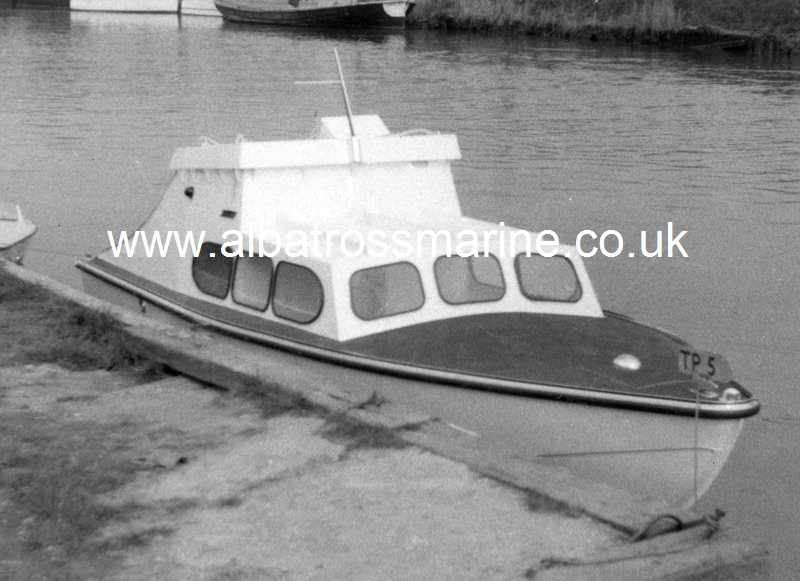 albatross diesel cruiser